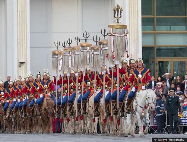 Chùm ảnh tuyệt đẹp về lễ hội Naadam đầy màu sắc của người dân Mông Cổ - Ảnh 11.