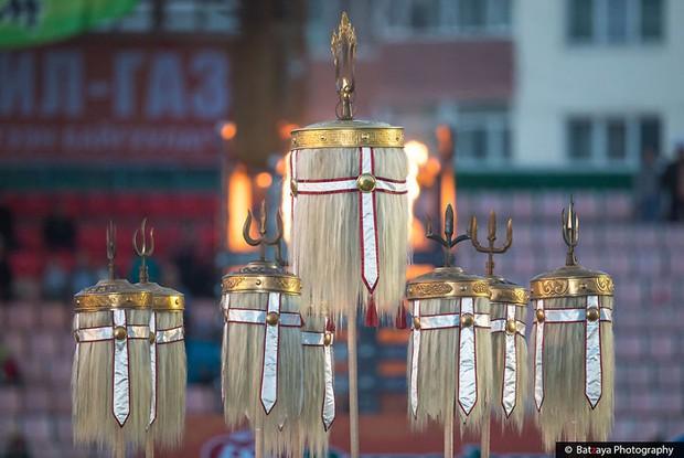 Chùm ảnh tuyệt đẹp về lễ hội Naadam đầy màu sắc của người dân Mông Cổ - Ảnh 12.