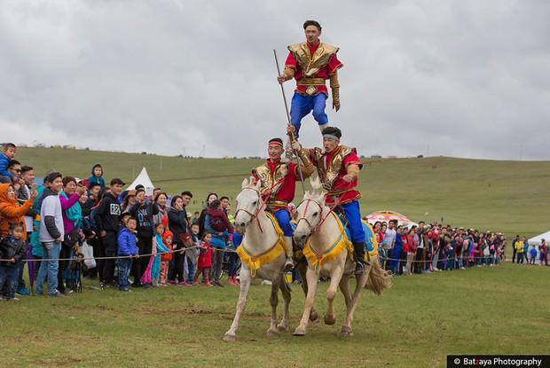 Chùm ảnh tuyệt đẹp về lễ hội Naadam đầy màu sắc của người dân Mông Cổ - Ảnh 24.