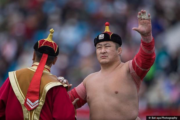 Chùm ảnh tuyệt đẹp về lễ hội Naadam đầy màu sắc của người dân Mông Cổ - Ảnh 18.
