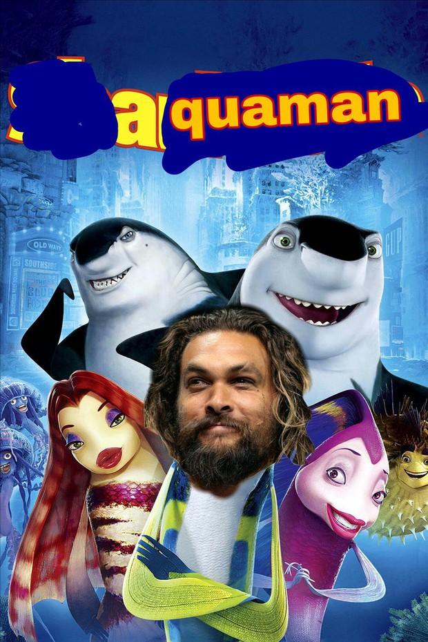 Aquaman vừa tung poster hé lộ tạo hình của Thủy thủ Mặt Trăng đấy à? - Ảnh 5.