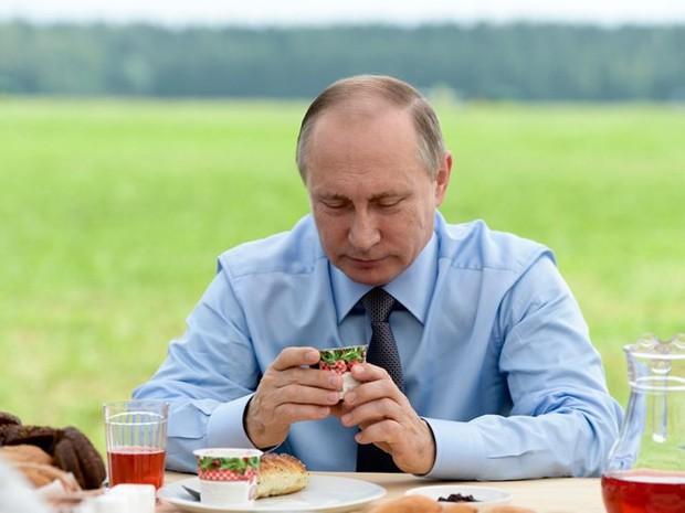 Ảnh: Bật mí về cuộc sống thường ngày của Tổng thống Nga Putin - Ảnh 12.