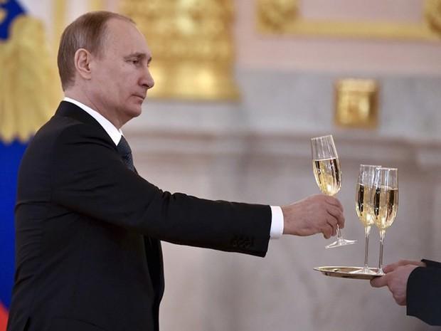 Ảnh: Bật mí về cuộc sống thường ngày của Tổng thống Nga Putin - Ảnh 14.