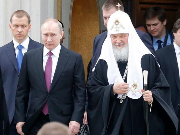 Ảnh: Bật mí về cuộc sống thường ngày của Tổng thống Nga Putin - Ảnh 15.