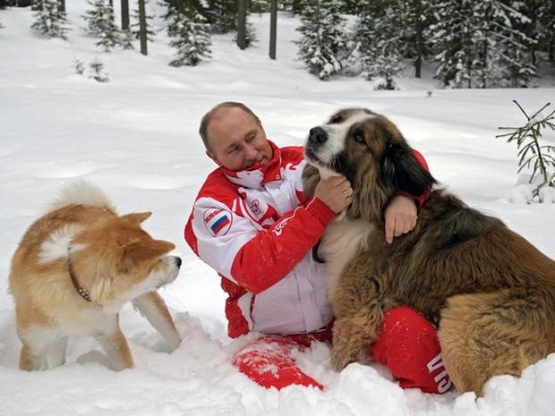 Ảnh: Bật mí về cuộc sống thường ngày của Tổng thống Nga Putin - Ảnh 18.