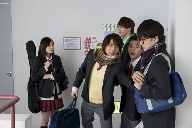 """Cưa đổ """"crush"""" sao cho ngầu? Luyện ngay bí kíp từ nam thần học đường Nhật Bản trong Are You Ready? Hey You Girl! - Ảnh 3."""