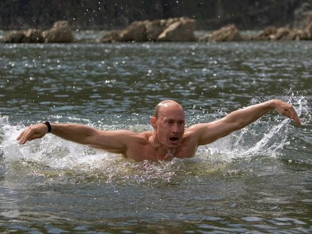 Ảnh: Bật mí về cuộc sống thường ngày của Tổng thống Nga Putin - Ảnh 4.