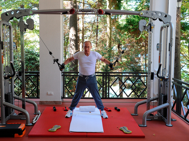Ảnh: Bật mí về cuộc sống thường ngày của Tổng thống Nga Putin - Ảnh 5.