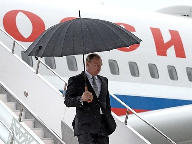 Ảnh: Bật mí về cuộc sống thường ngày của Tổng thống Nga Putin - Ảnh 7.