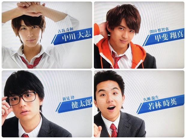 """Cưa đổ """"crush"""" sao cho ngầu? Luyện ngay bí kíp từ nam thần học đường Nhật Bản trong Are You Ready? Hey You Girl! - Ảnh 8."""