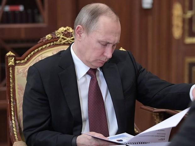 Ảnh: Bật mí về cuộc sống thường ngày của Tổng thống Nga Putin - Ảnh 9.