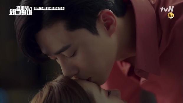 HOT: Park Seo Joon cởi phanh áo, cảnh 18+ đốt cháy màn ảnh của Thư Ký Kim đây rồi! - Ảnh 9.