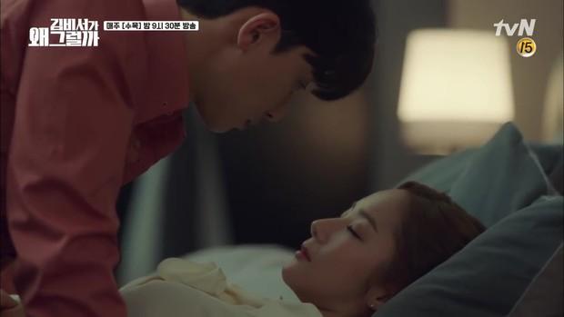 HOT: Park Seo Joon cởi phanh áo, cảnh 18+ đốt cháy màn ảnh của Thư Ký Kim đây rồi! - Ảnh 10.