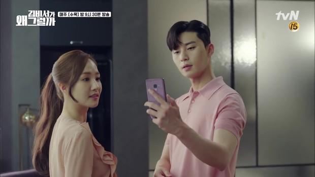 HOT: Park Seo Joon cởi phanh áo, cảnh 18+ đốt cháy màn ảnh của Thư Ký Kim đây rồi! - Ảnh 12.