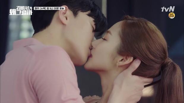 HOT: Park Seo Joon cởi phanh áo, cảnh 18+ đốt cháy màn ảnh của Thư Ký Kim đây rồi! - Ảnh 13.