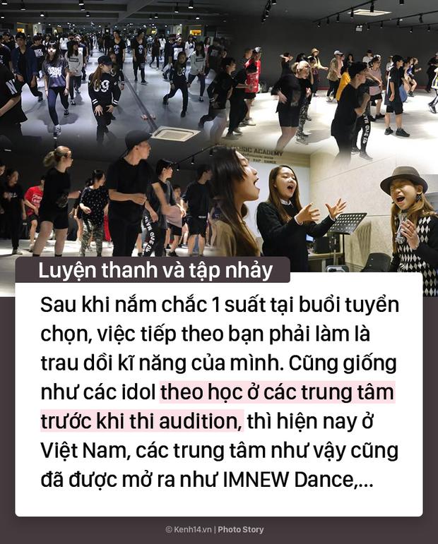 Chuẩn bị thật tốt những điều sau để có cơ hội trở thành thần tượng Kpop đầu tiên mang quốc tịch Việt Nam - Ảnh 9.