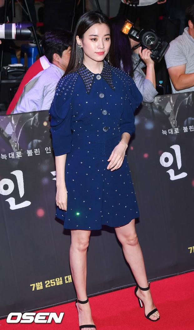 Thảm đỏ hội tụ toàn siêu sao: Thánh sống và Han Hyo Joo lần đầu lộ diện sau tin hẹn hò, Minho đọ với dàn tài tử - Ảnh 10.