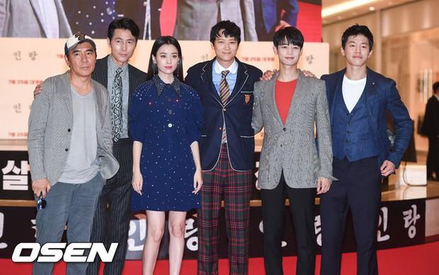 Thảm đỏ hội tụ toàn siêu sao: Thánh sống và Han Hyo Joo lần đầu lộ diện sau tin hẹn hò, Minho đọ với dàn tài tử - Ảnh 28.