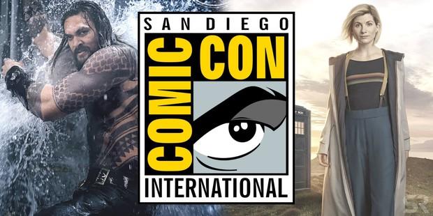 Comic-Con 2018: Nơi các bom tấn chào hàng toàn mẻ thính thơm nhất có gì hot? - Ảnh 1.