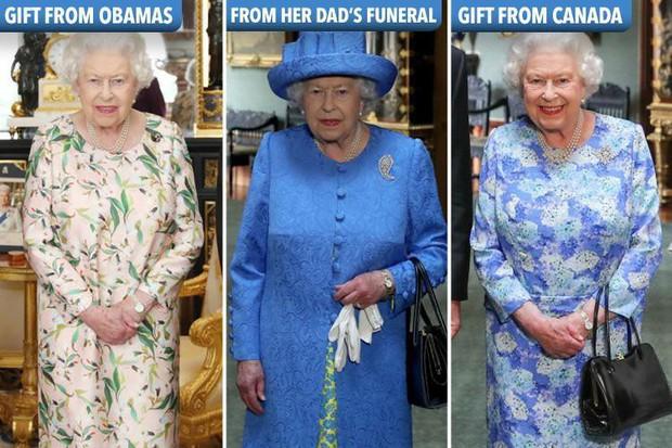 Đón tiếp Tổng thống Donald Trump, Nữ hoàng Anh đã chọn những món trang sức cài áo có ý nghĩa vô cùng đặc biệt - Ảnh 10.