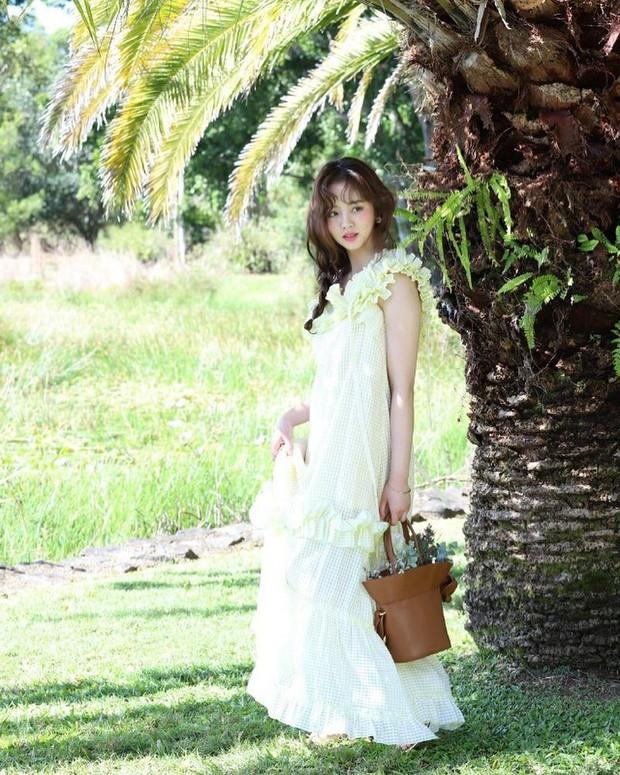 Sao nhí Mặt trăng ôm mặt trời một thời Kim So Hyun ngày càng xinh, nhưng ai ngờ lại đẹp đến mức này! - Ảnh 4.