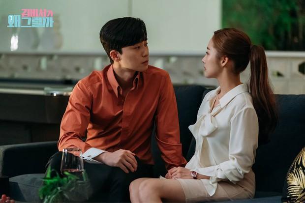 6 lần Phó Chủ tịch Park Seo Joon đốt mắt bà con bằng body đẹp phát ngợp - Ảnh 20.