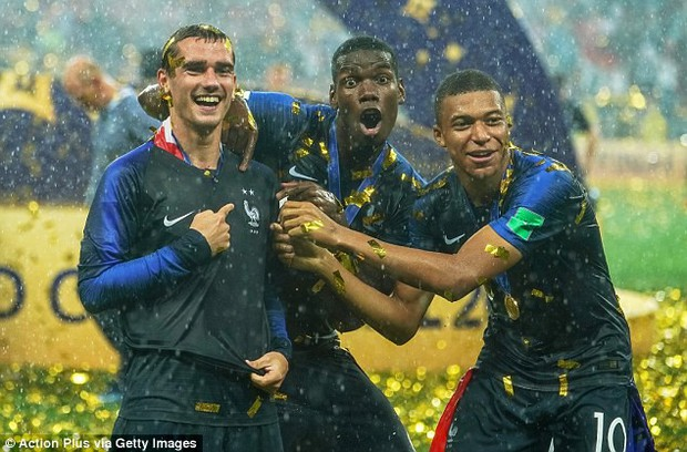 Pogba thể hiện chất thủ lĩnh, dàn sao tuyển Pháp nghe lấy từng lời - Ảnh 4.