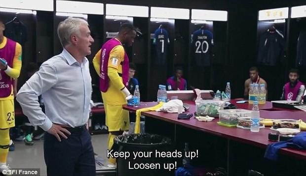 Hậu trường hiếm của Pháp ở chung kết World Cup: HLV Deschamps yêu cầu chuyền bóng cho Mbappe - Ảnh 2.
