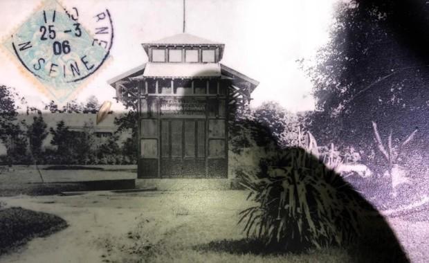 Bên trong khu vườn bị bỏ hoang ở Paris, nơi 100 năm trước con người từng bị đem ra triển lãm, mua vui chẳng khác gì ở sở thú - Ảnh 7.