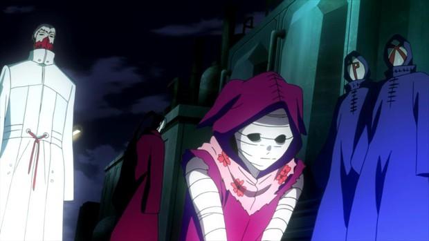 Tập hợp 10 tổ chức khét tiếng nhất trong thế giới anime (Phần 1) - Ảnh 7.