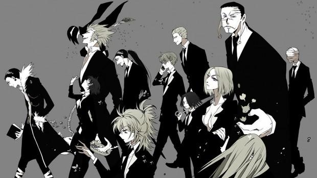 Tập hợp 10 tổ chức khét tiếng nhất trong thế giới anime (Phần 1) - Ảnh 9.