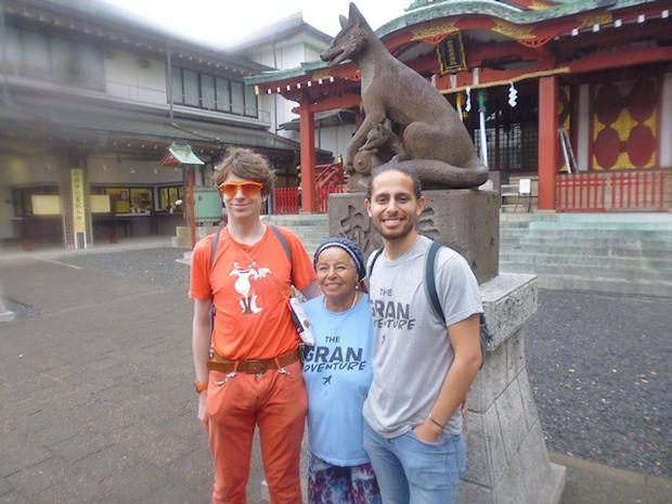 Câu chuyện cảm động về chàng trai người Thụy Điển cùng bà nội đi phượt khắp Châu Á - Ảnh 5.