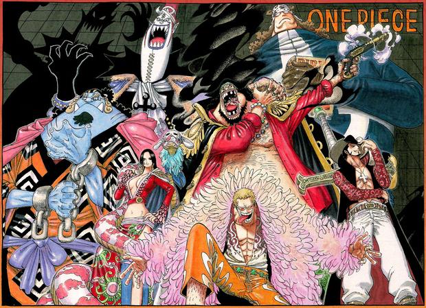 Tập hợp 10 tổ chức khét tiếng nhất trong thế giới anime (Phần 1) - Ảnh 1.