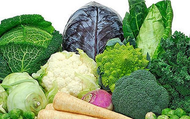 """Những loại thực phẩm giải độc và """"quét sạch"""" độc tố trong phổi - Ảnh 2."""