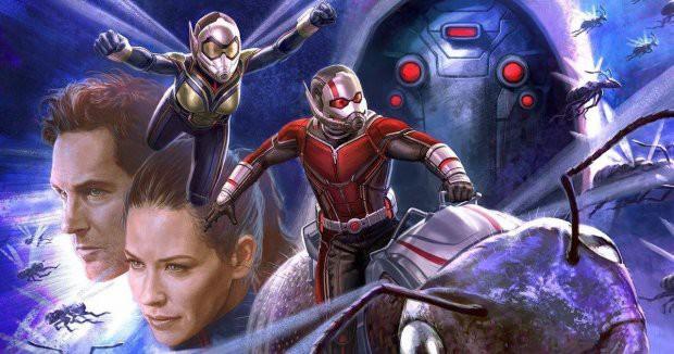 Đã tìm ra lý do anh Kiến chị Ong vắng mặt trong Cuộc Chiến Vô Cực cùng đội Avengers - Ảnh 4.