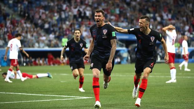 Modric đá hỏng penalty, Croatia giành vé vào tứ kết World Cup 2018 nhờ loạt luân lưu không tưởng - Ảnh 3.
