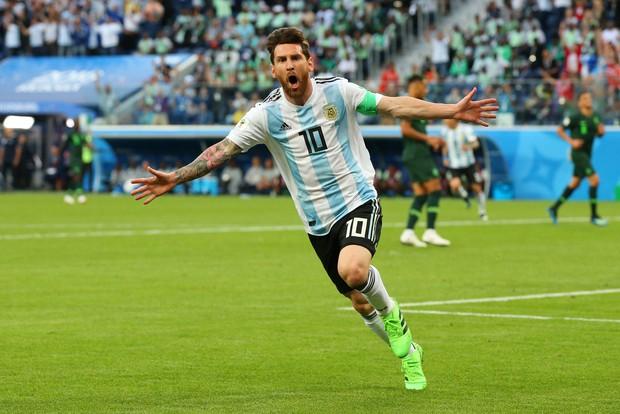 Mbappe của Pháp vô địch World Cup, nhưng Messi mới là cái tên được tế nhiều nhất trên Facebook và Instagram - Ảnh 1.