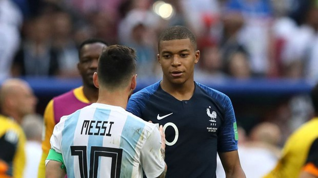 Mbappe của Pháp vô địch World Cup, nhưng Messi mới là cái tên được tế nhiều nhất trên Facebook và Instagram - Ảnh 2.