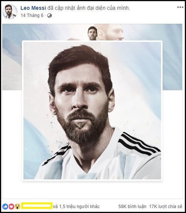 Mbappe của Pháp vô địch World Cup, nhưng Messi mới là cái tên được tế nhiều nhất trên Facebook và Instagram - Ảnh 4.