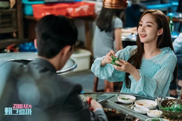 """Chỉ đóng 1 bộ phim, """"thư ký"""" Park Min Young đã đụng hàng cả loạt sao khủng: từ Suzy, Yoona, Jennie cho đến Chị Đẹp - Ảnh 2."""