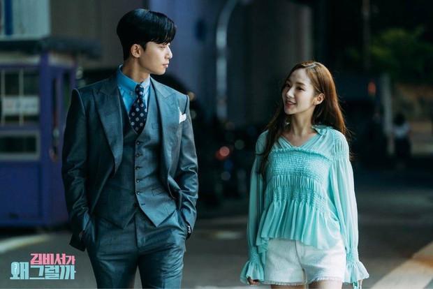 """Chỉ đóng 1 bộ phim, """"thư ký"""" Park Min Young đã đụng hàng cả loạt sao khủng: từ Suzy, Yoona, Jennie cho đến Chị Đẹp - Ảnh 14."""