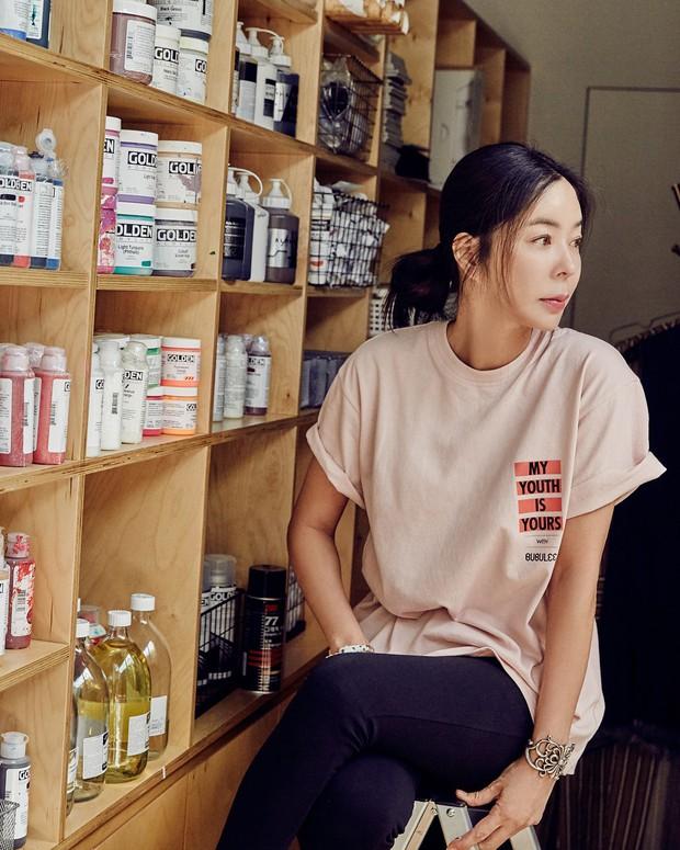 """Chỉ đóng 1 bộ phim, """"thư ký"""" Park Min Young đã đụng hàng cả loạt sao khủng: từ Suzy, Yoona, Jennie cho đến Chị Đẹp - Ảnh 17."""