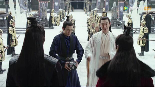 """Thích thú ngắm nàng """"Phù Dao"""" Dương Mịch chuyển kênh thành phản diện trong chớp mắt! - Ảnh 7."""