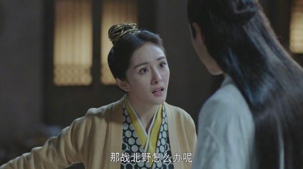 """Thích thú ngắm nàng """"Phù Dao"""" Dương Mịch chuyển kênh thành phản diện trong chớp mắt! - Ảnh 8."""