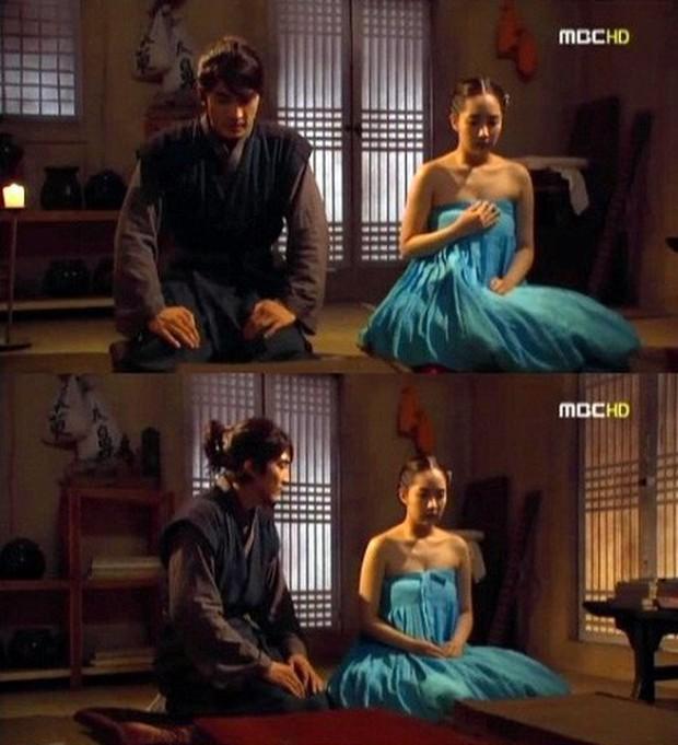 Đâu riêng gì Park Seo Joon, Park Min Young còn có vô số màn cởi ngộp thở hơn suốt 13 năm qua - Ảnh 14.
