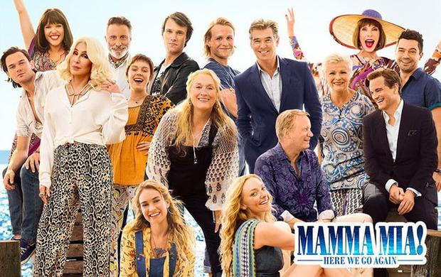 Đắm mình trong âm nhạc xúc động và tình yêu dài rộng sau 10 năm chờ đợi Mamma Mia! 2 - Ảnh 9.