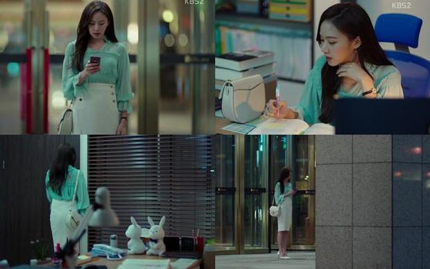 """Chỉ đóng 1 bộ phim, """"thư ký"""" Park Min Young đã đụng hàng cả loạt sao khủng: từ Suzy, Yoona, Jennie cho đến Chị Đẹp - Ảnh 15."""