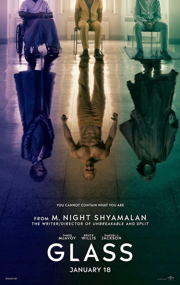 Bộ ba quái nhân, siêu nhân và cuồng nhân đụng độ tại trailer hậu truyện phim giật gân Split - Ảnh 5.