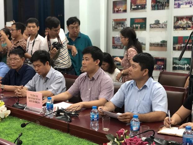 Họp báo vụ nghi vấn điểm thi ở Lạng Sơn: Chỉ có 8 bài thi Văn bị giảm điểm, bài thi trắc nghiệm không phát hiện sai phạm sau khi chấm thẩm định - Ảnh 4.