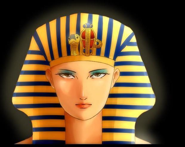 """Dù bị """"con ghẻ"""" phá hoại, lăng mộ vị Nữ hoàng Ai Cập này vẫn đẹp hoàn hảo, hé lộ quyền lực tuyệt đối - Ảnh 2."""